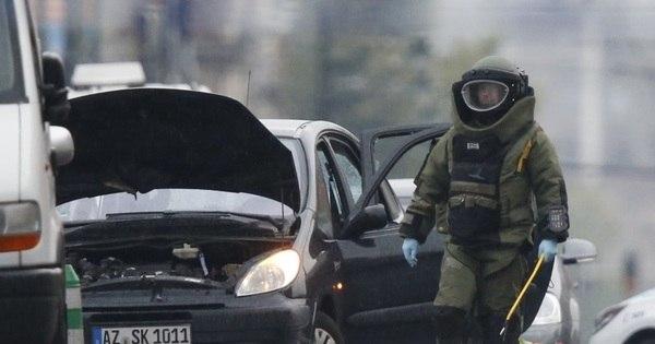 Após deter suspeito que disse ter bomba em carro, polícia de Bruxelas não encontra explosivo