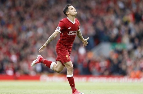 Coutinho é o principal jogador do Liverpool