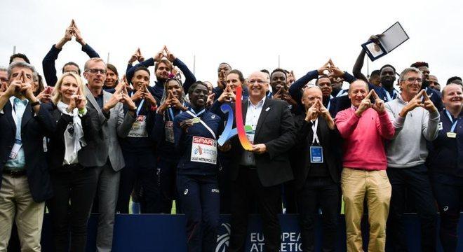 Paris está animada com Jogos Olímpicos em 2024