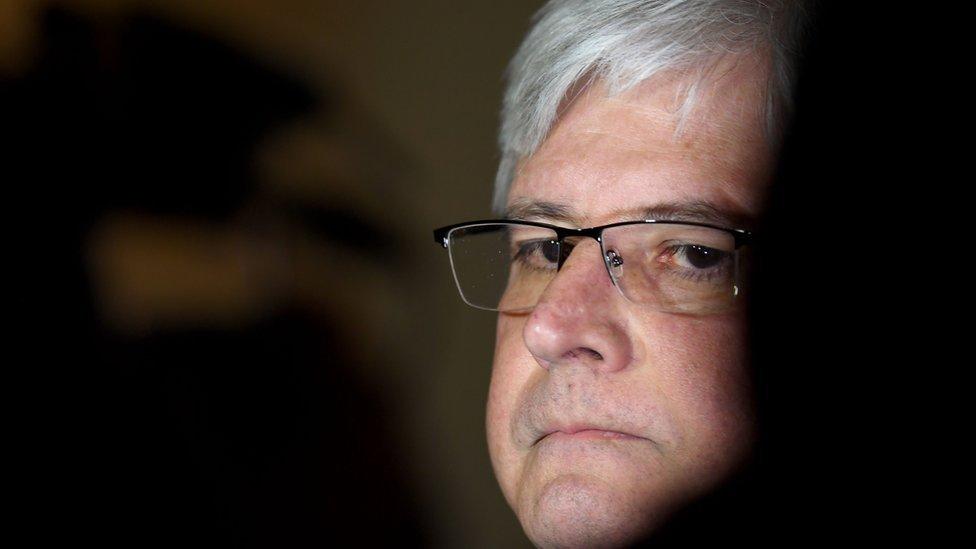 Rodrigo Janot entra com ação no Supremo contra pontos da reforma trabalhista