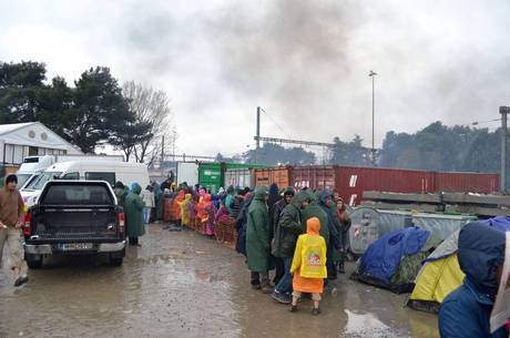 """Atendimentos em hospitais públicos eram precários: """"Há relatos de que três quartos dos refugiados sofriam de doenças crônicas"""", diz Bonis"""