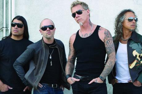 Turnê do Metallica no Brasil foi adiada