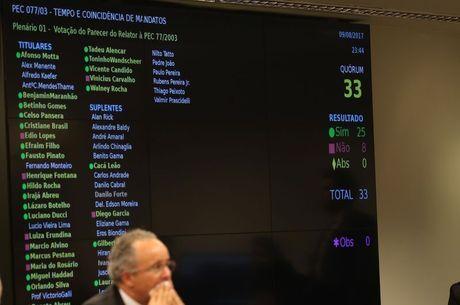 Deputados aprovaram relatório de Vicente Cândido (PT-SP)