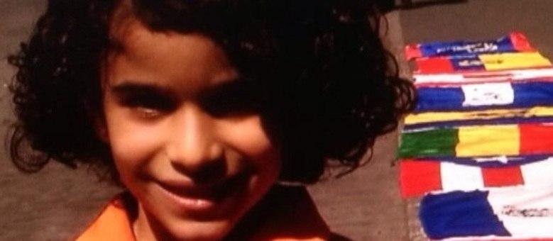 O pequeno gênio aprendeu a ler e a escrever com apenas dois anos de idade