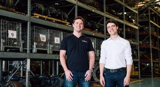 Empresa foi criada em 2013 pelos empresários Fernando Cymrot e Vinicius Dias