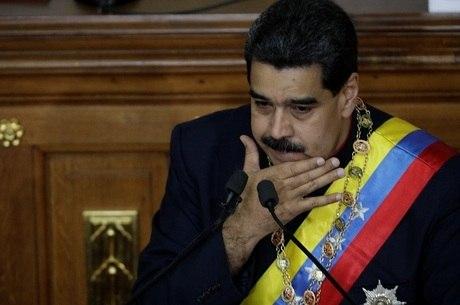 Maduro esteve presente na terceira sessão da Assembleia Nacional Constituinte