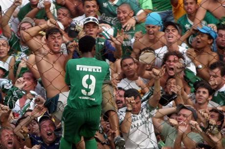 Ulrico Mursa viu Palmeiras de Vágner Love em 2004