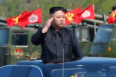 Regime de Kim Jong-un sofreu sanções em 2017