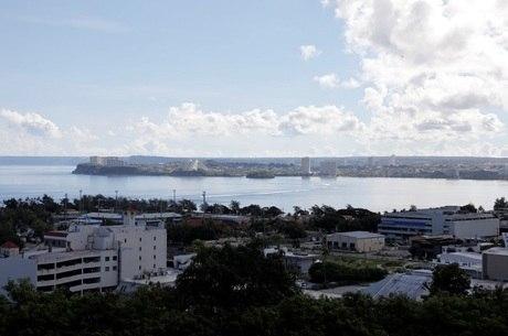 Escritório para a Defesa Civil de Guam publicou uma série de recomendações à população