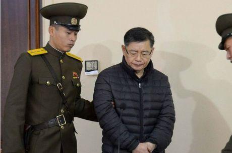 O coreano foi condenado a trabalho forçado em 2015