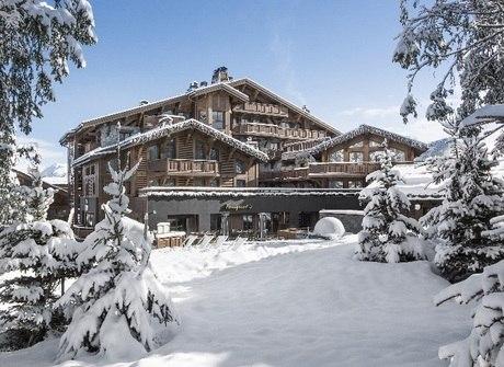 Charme na neve! Confira os hotéis maravilhosos nos alpes da França