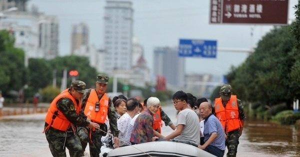 Tempestades matam pelo menos sete pessoas no Norte da China. Assista ao vídeo