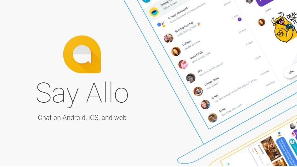 Google anuncia versão do comunicador Allo para a web
