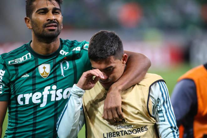 Borja, Felipe Melo, Erik. Direção do Palmeiras realmente