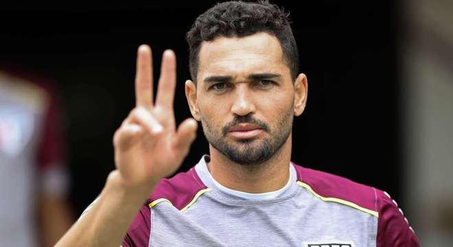 Gilberto quase veio para o Corinthians em 2011, mas optou pelo Internacional