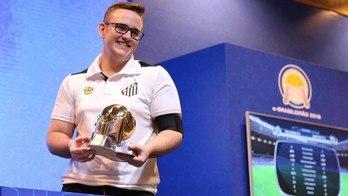 Brasileirão no videogame atrai clubes para cenário dos e-Sports (Divulgação/Kin Saito/CBF)