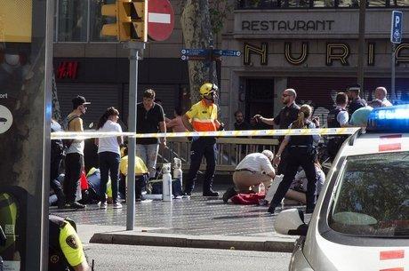 Ataque ocorreu em um dos locais mais movimentados da cidade espanhola