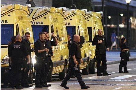 Área turística foi alvo do ataque nesta quinta em Barcelona