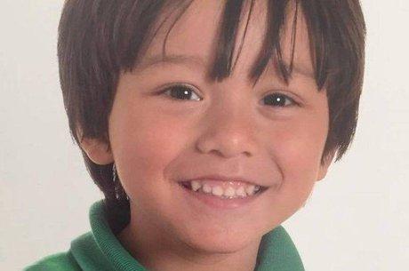 Julian Alessandro Cadman foi encontrado com vida em um hospital