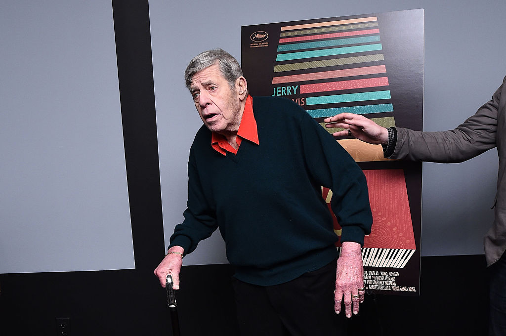 Morre o ator Jerry Lewis