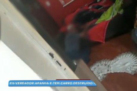 Polícia encontrou vítima caída no chão