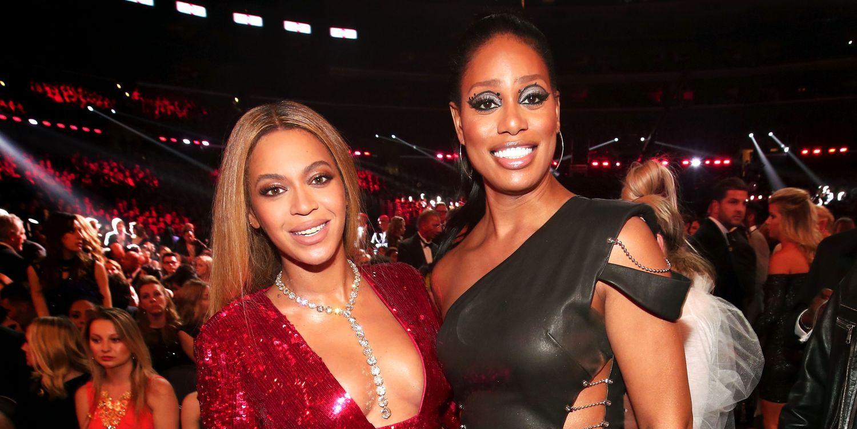 Beyoncé está trabalhando em projeto secreto com Laverne Cox