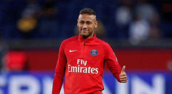 Neymar e cia. terão pela frente o Bayern na fase de grupos da Liga dos Campeões