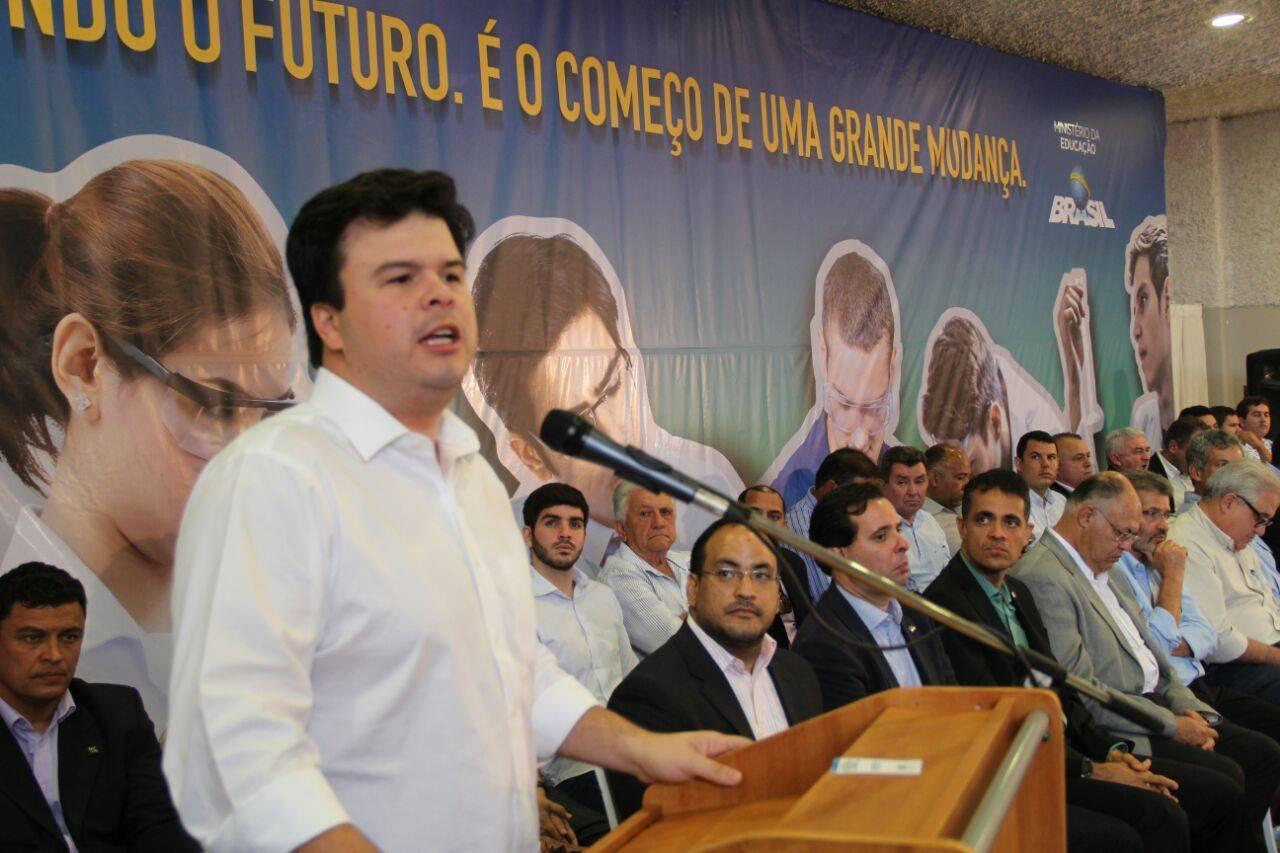 Fernando Coelho Filho concedeu entrevista para falar sobre a Renca