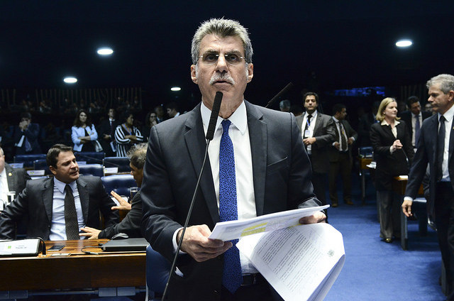 PGR faz nova denúncia contra Jucá