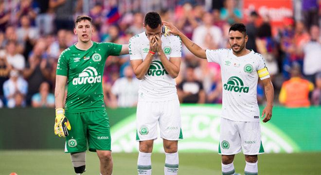 Chapecoense superou tragédia e garantiu vaga na Copa Libertadores