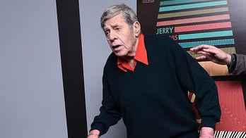 Jerry Lewis excluiu filhos do primeiro casamento de testamento  (Getty Images)