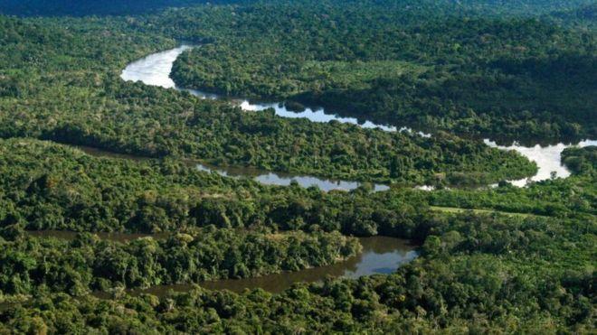 Reserva abrange nove áreas de preservação ambiental