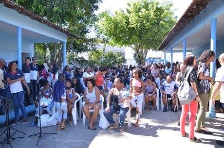Neste domingo (27), foram realizadas ações em Alcântara, Duque de Caxias, Cidade de Deus e Santa Cruz no Rio de Janeiro
