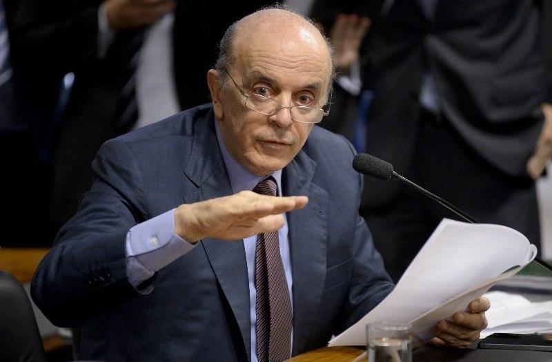 STF autoriza investigação contra Serra por suspeita de caixa dois em campanha
