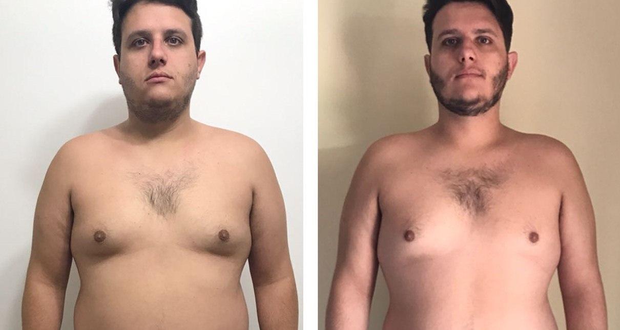 perder 20 kilos en un mes