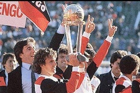 Flamengo levantou o troféu intercontinental em 1981