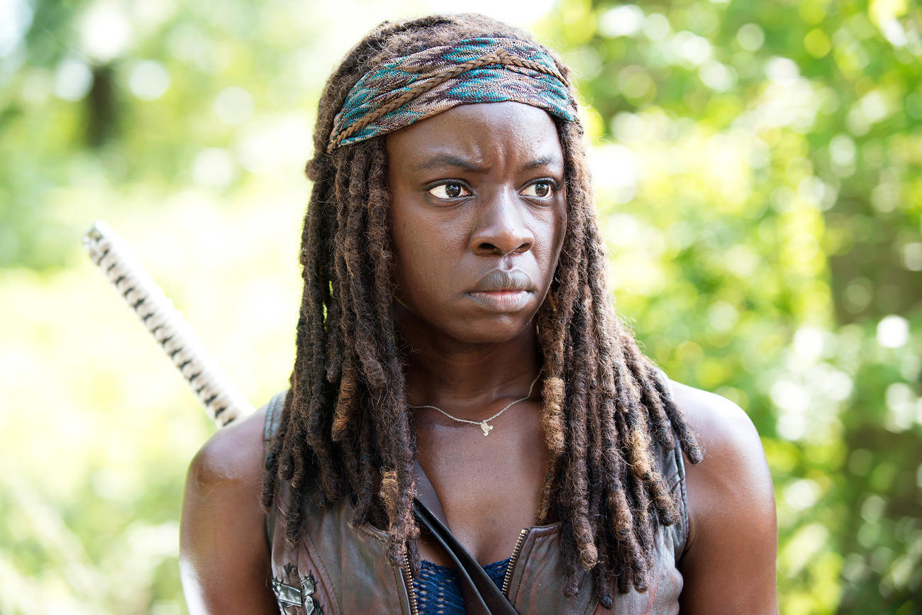 Danai Gurira, de The Walking Dead, é confirmada na Comic Con Experience