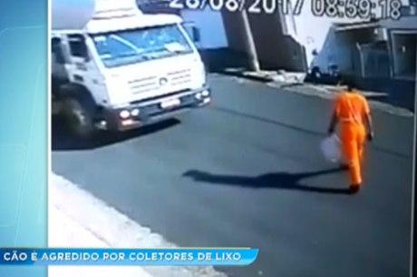 Dois funcionários da empresa participaram da agressão