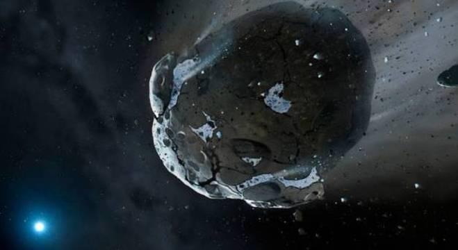 Asteroide deve passar próximo da Terra na sexta-feira (1º)