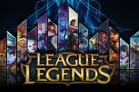 League of Legends é o jogo do momento