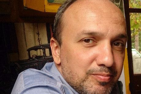 O jornalista Fábio Mazzitelli