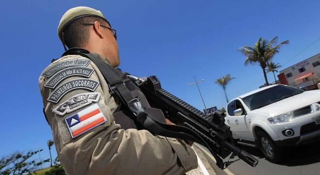 Secretaria de Segurança Pública vai intensificar o policiamento nas regiões