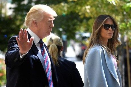 Trump não descarta ataque à Coreia do Norte