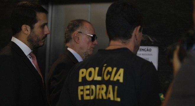 Presidente do COB prestou depoimento na sede da Polícia Federal