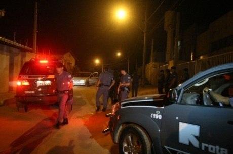 Policiais da Rota entraram em chácara onde acontecia um 'tribunal do crime'