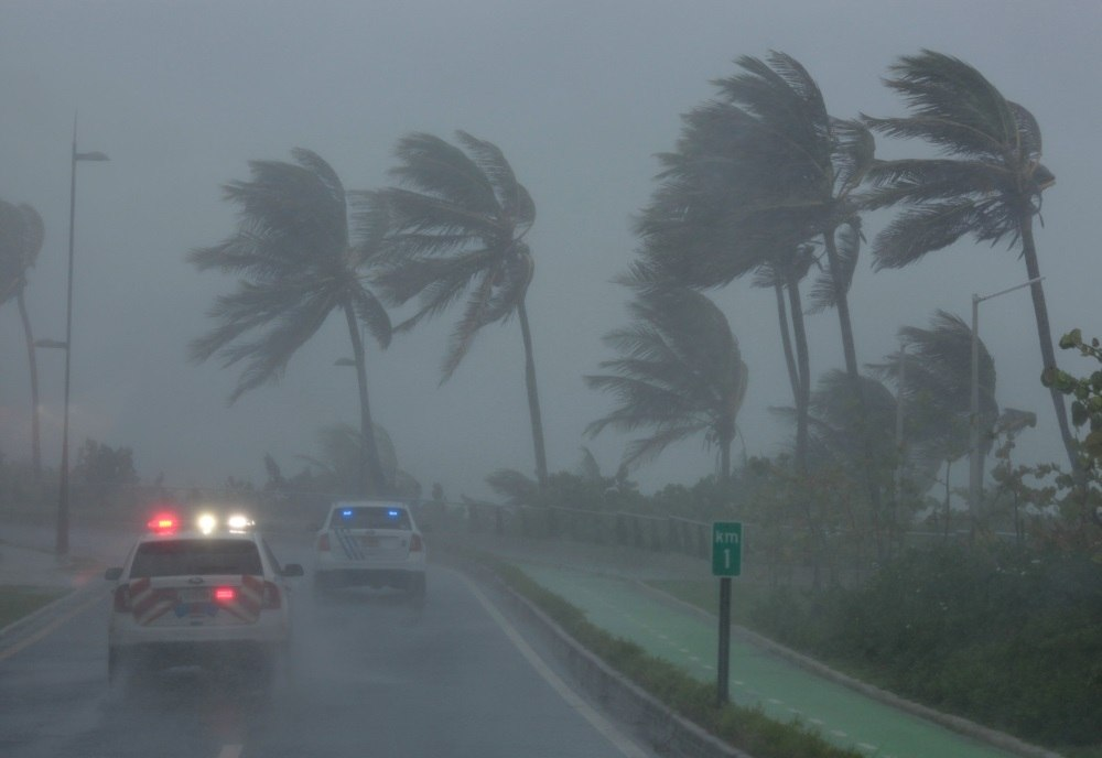 Estado da Geórgia emite ordem de evacuação por furacão Irma