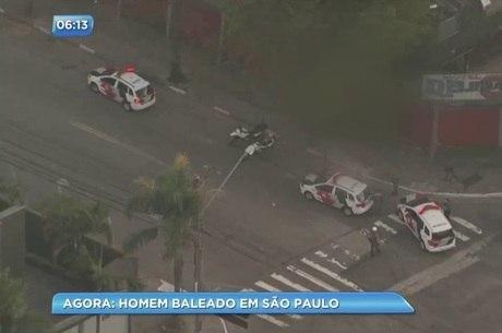 Caso aconteceu na rua Doutor Edgard Theotônio Santana com a avenida Marquês de São Vicente
