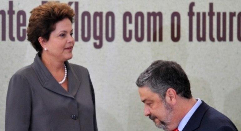 Palocci e Dilma eram membros do Conselho de Administração da Petrobras na época da compra
