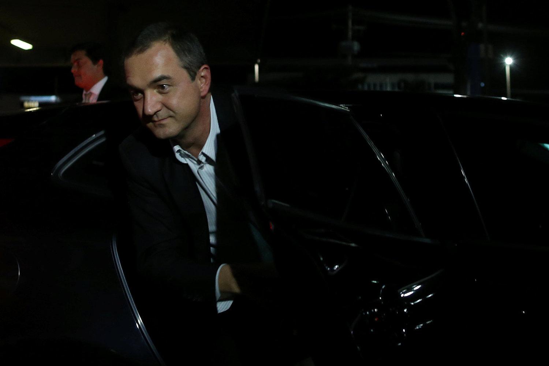 Janot e advogado de executivos da J&F fazem reunião 'escondida' em bar