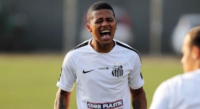 Diogo Vitor vestirá a lendária 10 do Santos B na Javari